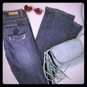 Seven7 Bootcut Jeans